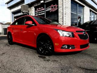 Used 2014 Chevrolet Cruze Berline 4 portes 2LT for sale in Longueuil, QC