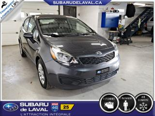 Used 2014 Kia Rio LX + for sale in Laval, QC