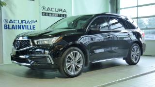 Used 2018 Acura MDX Elite SH-AWD for sale in Blainville, QC