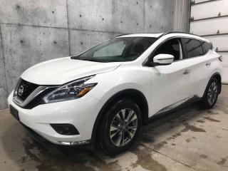Used 2018 Nissan Murano SV AWD GPS TOIT PANORAMIQUE VOLANT ET SIEGES CHAUFFANTS for sale in St-Nicolas, QC