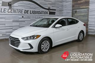 Used 2017 Hyundai Elantra LE for sale in Laval, QC