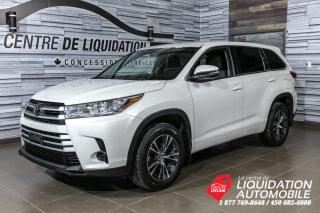 Used 2018 Toyota Highlander LE AWD for sale in Laval, QC