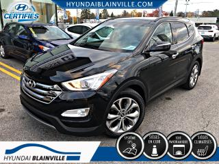 Used 2016 Hyundai Santa Fe Sport 2.0T TURBO Limited Adventure AWD NAVIGAT for sale in Blainville, QC