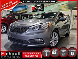 Used 2016 Kia Forte LX+ AUTO 72$/ SEM GARANTIE 2ANS/40000KM for sale in Châteauguay, QC