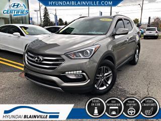 Used 2017 Hyundai Santa Fe Sport 2.4L SE AWD, CUIR, TOIT PANO, CAMÉRA DE for sale in Blainville, QC