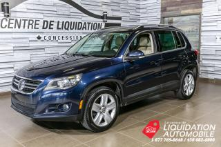 Used 2011 Volkswagen Tiguan HIGHLINE+CUIR+TOIT for sale in Laval, QC
