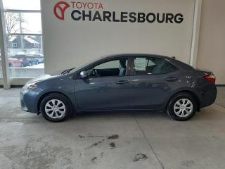 Used 2015 Toyota Corolla CE BASE for sale in Québec, QC