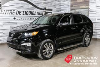 Used 2013 Kia Sorento SX+AWD+GP0S+CUIR+TOIT for sale in Laval, QC