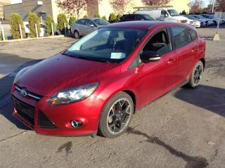 Used 2013 Ford Focus Hayon 5 portes SE for sale in Montréal, QC