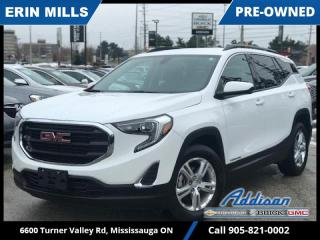 Used 2018 GMC Terrain SLE  HEATED SEATS|REAR CAM|LOW KM| for sale in Mississauga, ON
