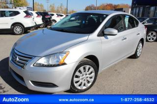 Used 2015 Nissan Sentra 4DR SDN CVT S for sale in Laval, QC