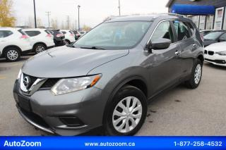 Used 2016 Nissan Rogue S **AWD** FINANCEMENT FACILE !! for sale in Laval, QC