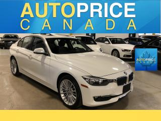 Used 2015 BMW 320 i xDrive MOONROOF|NAVIGATION|LEATHER for sale in Mississauga, ON