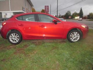 Used 2016 Mazda MAZDA3 GS ONLY 10800KM for sale in Waterloo, ON
