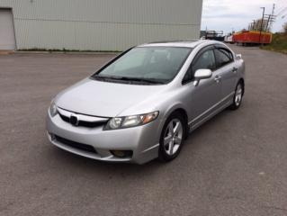 Used 2010 Honda Civic Modèle sport automatique 4 portes for sale in Quebec, QC