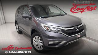 Used 2016 Honda CR-V Traction intégrale 5 portes EX for sale in Chicoutimi, QC