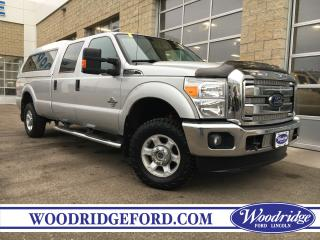 Used 2015 Ford F-250 XLT $267 B/W + GST ***PRICE REDUCED*** 6.7L, FX-4, 8' BOX, CANOPY INC., POWER SEAT, REMOTE START for sale in Calgary, AB