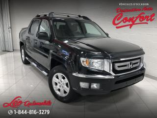 Used 2011 Honda Ridgeline VP à cabine double avec traction intégra for sale in Chicoutimi, QC