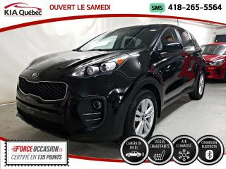 Used 2017 Kia Sportage LX* CAMERA* SIEGES CHAUFFANTS* A/C* for sale in Québec, QC