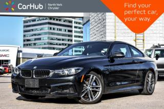 Used 2018 BMW 4 Series 440i xDrive|M.Sports.Aero.Light.Pkgs|H/K.Audio|Sat.Radio|Heat.Frnt.Seats| for sale in Thornhill, ON