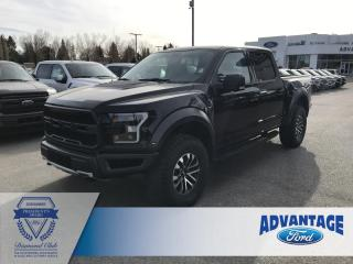 Used 2019 Ford F-150 Raptor RAPTOR Terrain Management - Heated Leather for sale in Calgary, AB