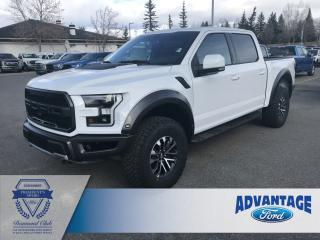 Used 2019 Ford F-150 Raptor Technology Package - Pro Trailer Backup for sale in Calgary, AB