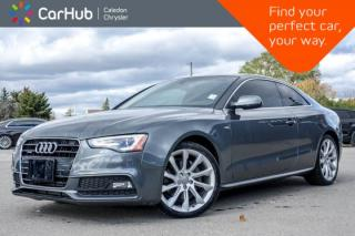 Used 2014 Audi A5 Progressiv|Quattro|Navi|Sunroof|Bluetooth|Backup Cam|Heated Front Seats|18