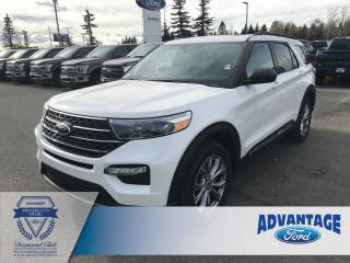 Used 2020 Ford Explorer XLT Heated Front and Second Row Seats - Cold Weather Package for sale in Calgary, AB