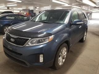 Used 2015 Kia Sorento EX+* V6* AWD* TOIT PANO* CUIR* CAMERA* for sale in Québec, QC