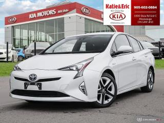 Used 2017 Toyota Prius Touring for sale in Mississauga, ON