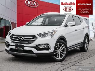 Used 2017 Hyundai Santa Fe Sport 2.0T Ultimate for sale in Mississauga, ON