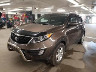 Used 2015 Kia Sportage LX* CAMERA* SIEGES CHAUFFANTS* A/C* for sale in Québec, QC
