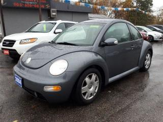 Used 2004 Volkswagen New Beetle GLS,Low kms! for sale in Oshawa, ON