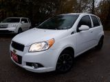 Photo of White 2011 Chevrolet Aveo