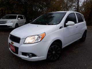 Used 2011 Chevrolet Aveo LT,Certified for sale in Oshawa, ON
