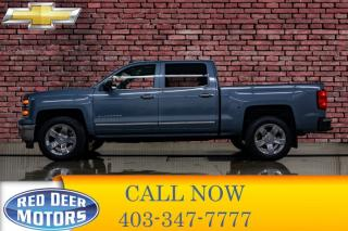Used 2015 Chevrolet Silverado 1500 4x4 Crew Cab LTZ Z71 Leather Roof Nav for sale in Red Deer, AB
