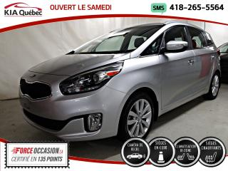 Used 2016 Kia Rondo EX* CAMERA* CUIR* VOLANT CHAUFFANT* for sale in Québec, QC