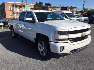Used 2017 Chevrolet Silverado 1500 LT w/2LT for sale in St-Hyacinthe, QC