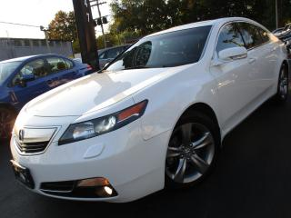 Used 2013 Acura TL SH-AWD W-TECH PKG|NAVI|LEATHER|SUNROOF|BACK-UP-CAM for sale in Burlington, ON