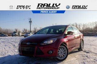 Used 2014 Ford Focus Titanium for sale in Prince Albert, SK