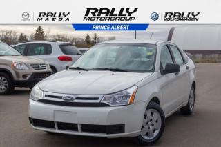 Used 2010 Ford Focus S for sale in Prince Albert, SK