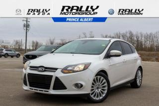 Used 2012 Ford Focus Titanium for sale in Prince Albert, SK