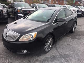Used 2014 Buick Verano Leather Package for sale in St-Hyacinthe, QC