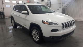 Used 2017 Jeep Cherokee North for sale in St-Hyacinthe, QC