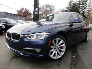 Used 2017 BMW 3 Series 320i XDRIVE|NAVI|SUNROOF|44,000KM|ONE OWNER !! for sale in Burlington, ON