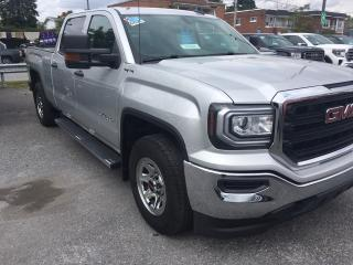 Used 2016 GMC Sierra 1500 WT 4X4 for sale in St-Hyacinthe, QC