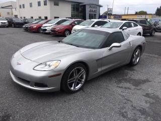 Used 2005 Chevrolet Corvette Base for sale in St-Hyacinthe, QC