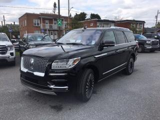Used 2018 Lincoln Navigator Reserve for sale in St-Hyacinthe, QC