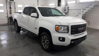 Used 2018 GMC Canyon diesel All Terrain crew for sale in St-Hyacinthe, QC