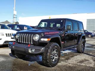 Used 2019 Jeep Wrangler UNLIMITED RUBICON *CUIR*GPS*ALPINE AUDIO for sale in Brossard, QC